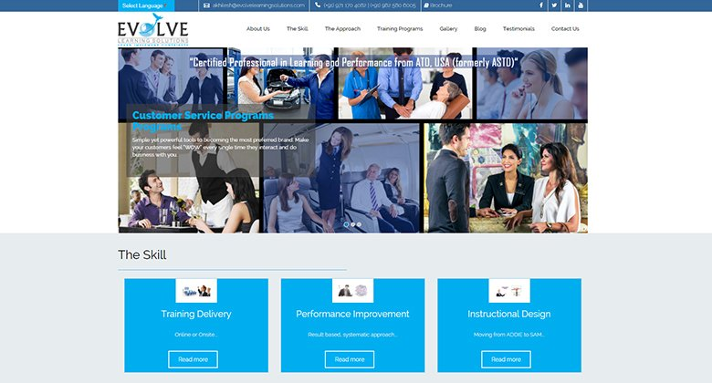 Evolve Learning Solutions