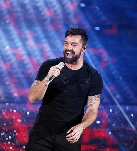 Ricky Martin Music