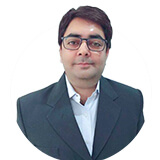 CEO Mr. Vaibhav Dave
