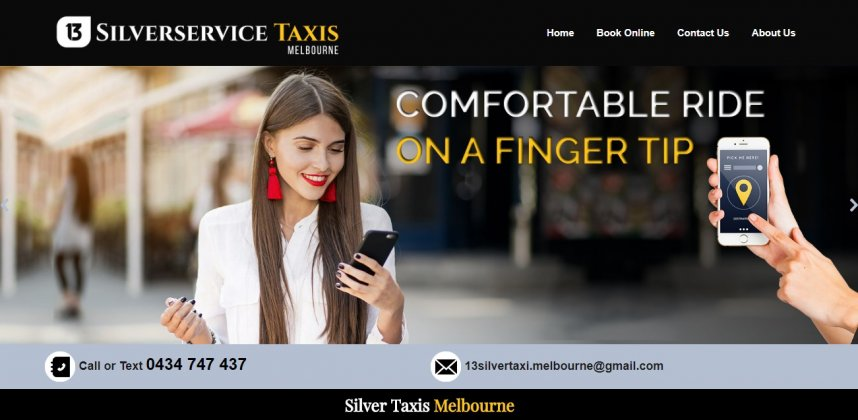13 Silver Service Taxis