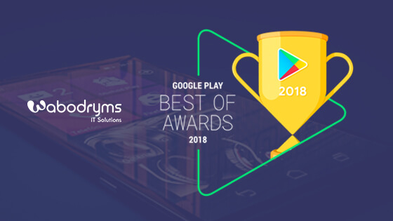 Best Mobile Apps 2018 - Google Play Store Awards