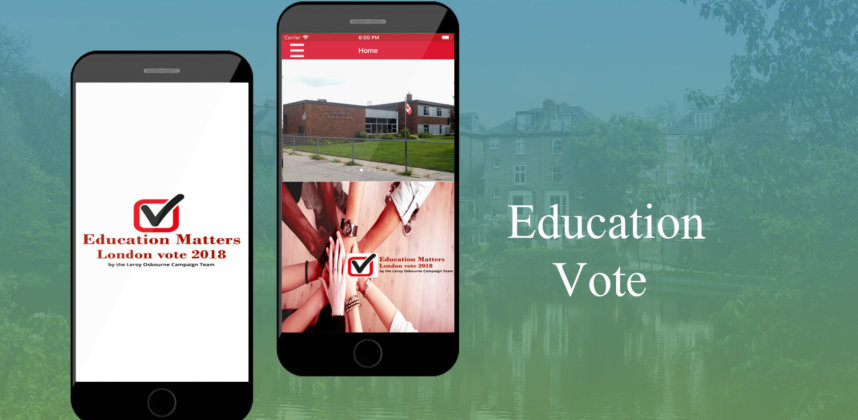 College Voting App – Education Vote